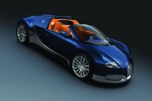 Bugatti prezinta trei Special Edition Veyron 16.4 Grand Sport