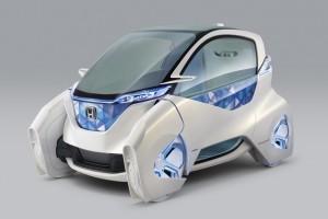 Tokyo Preview: Honda Micro Commuter Concept
