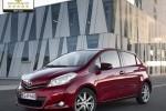 Noul Yaris obtine punctajul maxim de 5 stele la testele de siguranta Euro NCAP