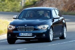 Noul BMW Seria 1 a castigat premiul