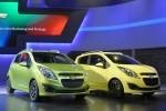 LA Auto Show: Noul Chevrolet Spark se prezinta intr-un paradis al culorilor