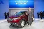 Noul  Honda CR-V s-a lansat la Los Angeles Auto Show