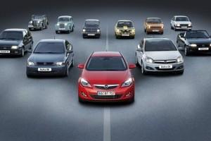 Opel: de 75 de ani, o poveste de succes