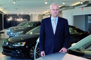 Volkswagen vrea piata americana
