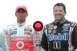 VIDEO: Lewis Hamilton a trecut si pe la NASCAR