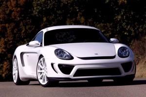 Tuning francez: Delavilla Porsche Cayman R1
