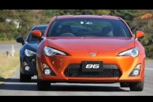 VIDEO: Primul drive test Toyota 86
