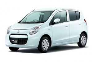 Noul Suzuki Alto Eco cu sistem start/stop
