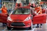 Fabrica Ford din Valencia isi reduce activitatea