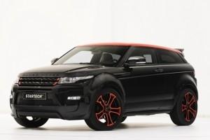 Startech expune Range Rover Evoque la Essen Motor Show