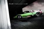 Lamborghini Murcielago LP670-4 SV Setaro tunat de PUR Wheels