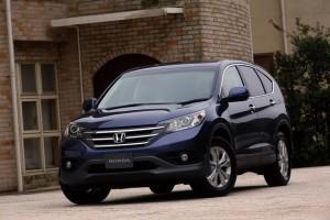 Honda lanseaza Crossoverul CR-V in Japonia