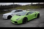 VIDEO: Lamborghini Gallardo vs BMW E60 M5