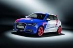 Tokyo Motor Show: Audi A1, editie speciala Samurai Blue
