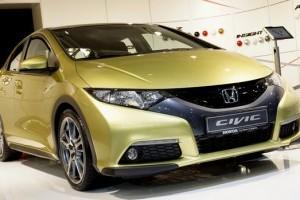 Noul Motor diesel Honda