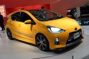 Tokyo Motor Show: Toyota Aqua Fun Concept
