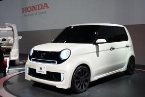 Tokyo Motor Show: Honda N4 Concept