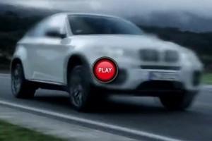 VIDEO: Teaser BMW X6 M