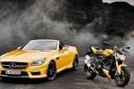 Mercedes-Benz si Ducati  sarbatoresc un an de parteneriat