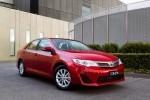 Toyota Camry s-a lansat in Australia