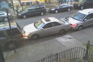 VIDEO: Parcare paralela la New York