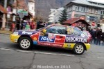VIDEO: Adi Grigore si a sa Honda Civic, o speranta a motorsportului romanesc