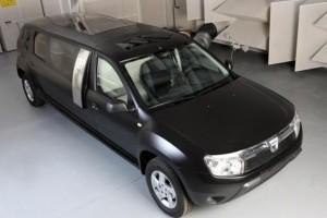 Dacia Duster Bureau Mobil