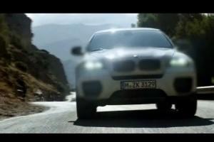 VIDEO: Teaser BMW X6