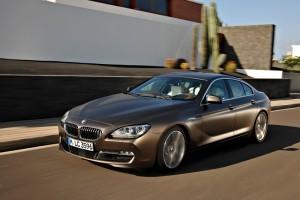 BMW Seria 6 Gran Coupe- detalii complete