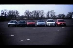 Cele 6 generatii de VW GTI
