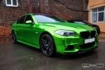 BMW Seria 5 M Sport verde metalizat