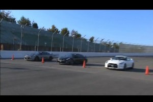 Duel in familie: Nissan GT-R