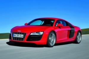 Audi va face un facelift in 2012 modelului R8