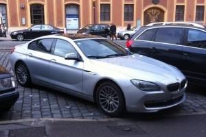 BMW 6-Series Gran Coupe Live