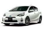 Toyota Aqua cu pachet sport in Japonia