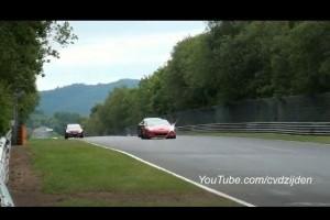 O mica retrospectiva 2011 pe pista de la Nurburgring