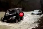 GAZ-69 ii arata unui Land Cruiser 100 cine e seful