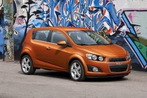 Chevrolet Sonic recall: le lipsesc placutele de frana!