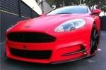 Aston Martin DBS tunat de Mansory si Dartz