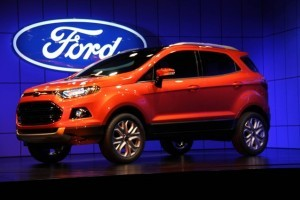 VIDEO: Ford Eco Sport
