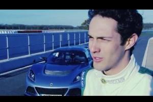 VIDEO: Bruno Senna  testeaza Lotus Exige S