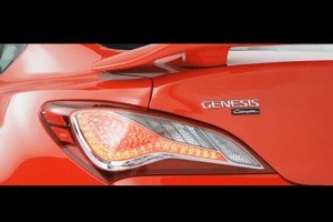 VIDEO: Teaser Hyundai Genesis Coupe