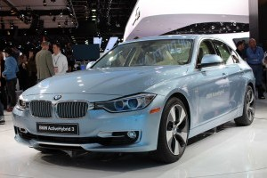 BMW ActiveHybrid 3 e mai inteligent