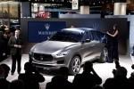 Detroit 2012: Maserati Kubang