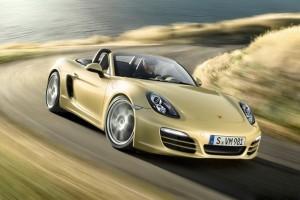 VIDEO: Noul Porsche Boxster