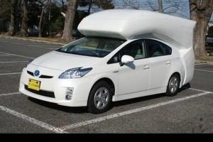Transformarea unei Toyota Prius.