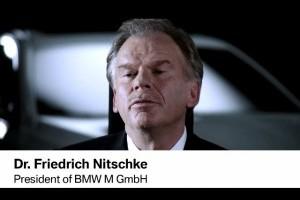 Un scurt interviu cu Presedintele BMW M, Friedrich Nitschke