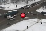 VIDEO: Povesti rusesti nemuritoare - In marsarier cu tirul