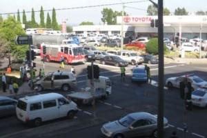 VIDEO: Compilatie de accidente 2011-2012