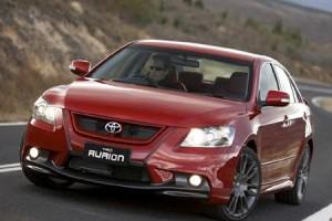 Toyota taie 350 locuri de munca in Australia